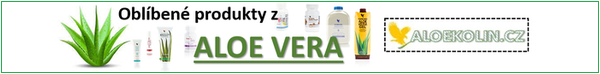 AloeKolin.cz - Produkty z Aloe Vera, nápoje, gely, vitamíny, doplňky stravy